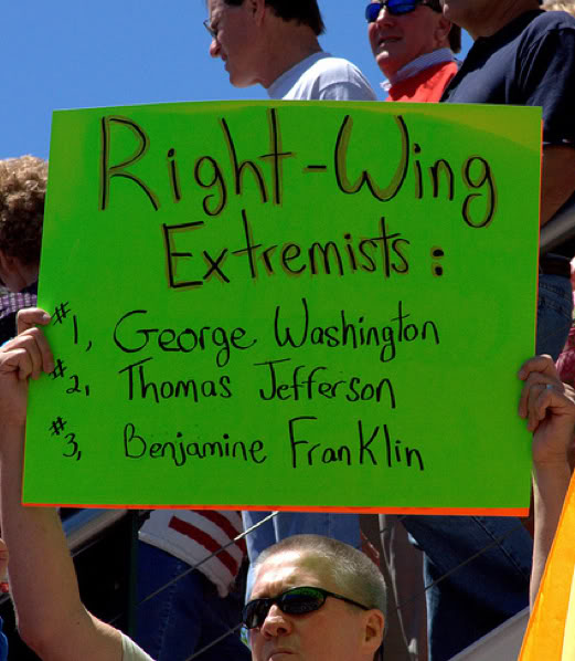 Right-Wing Extremists