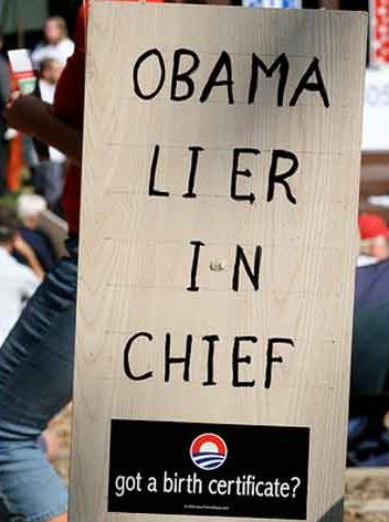 Obama Lier in Chief