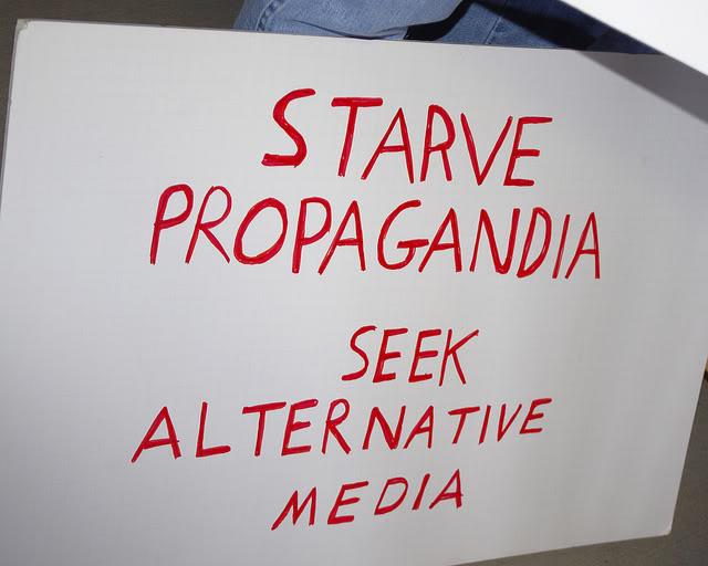 Starve Propagandia!