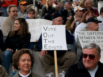 Vote Out The Ediots