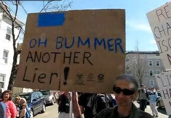 Oh Bummer Another Lier!