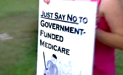 No To Government-Funded Medicare