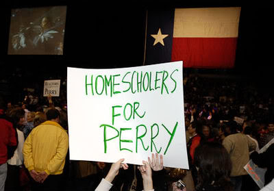 Homescholers For Perry