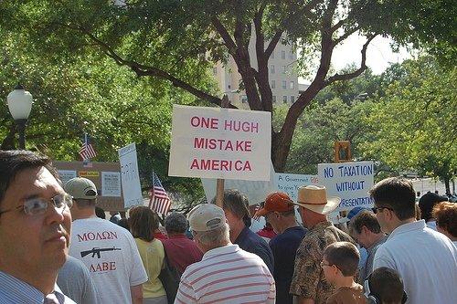 One Hugh Mistake America