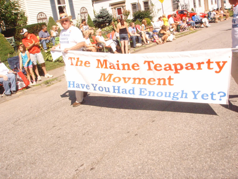The Maine Teaparty Movment